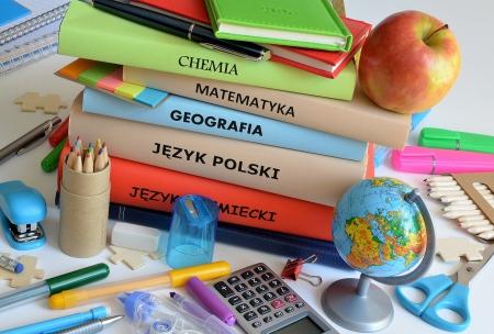 Zwrot podręczników oraz kluczy