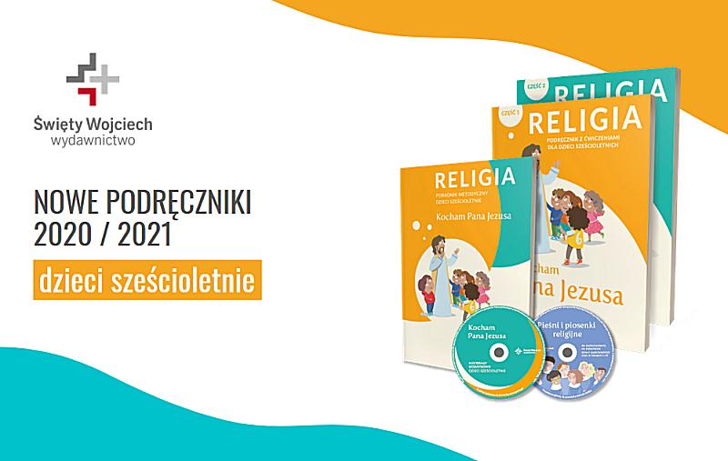 Nowe podręczniki do Religii