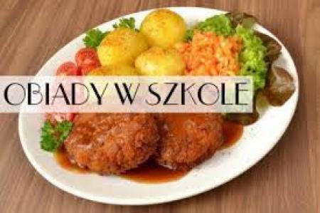 Obiady - informacje
