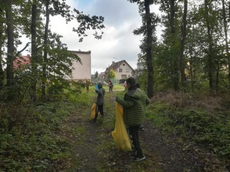 Akcja: Sprzątanie świata z PGK