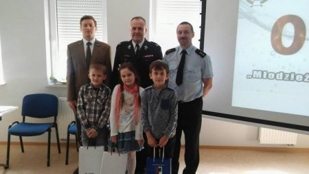 Nasi uczniowie wzięli udział w Ogólnopolskim Turnieju Wiedzy Pożarniczej