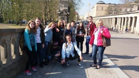 Wycieczka do Berlina - 11.04.18